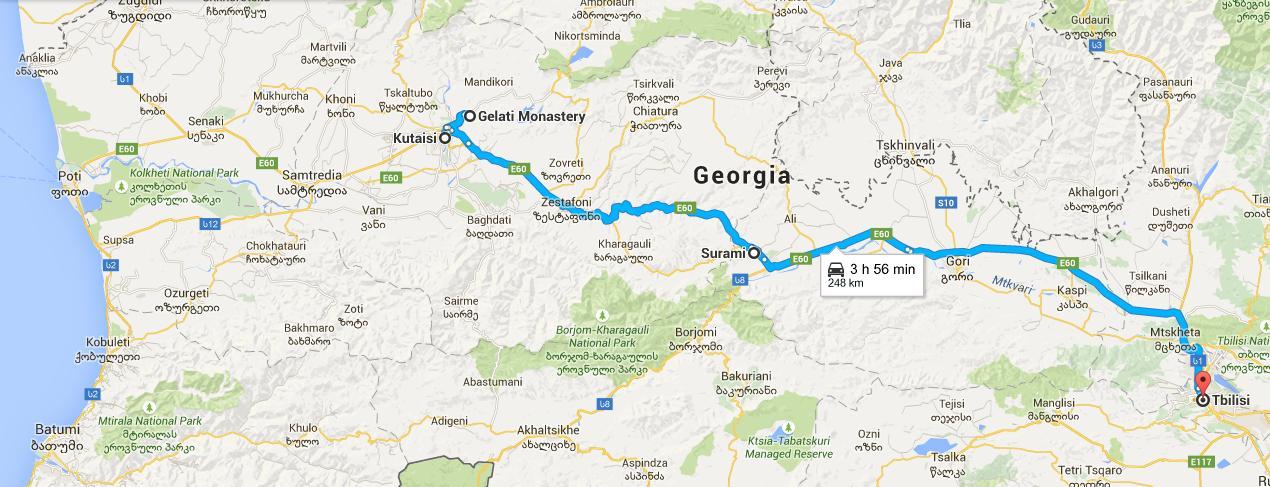 Georgia Kutaisi