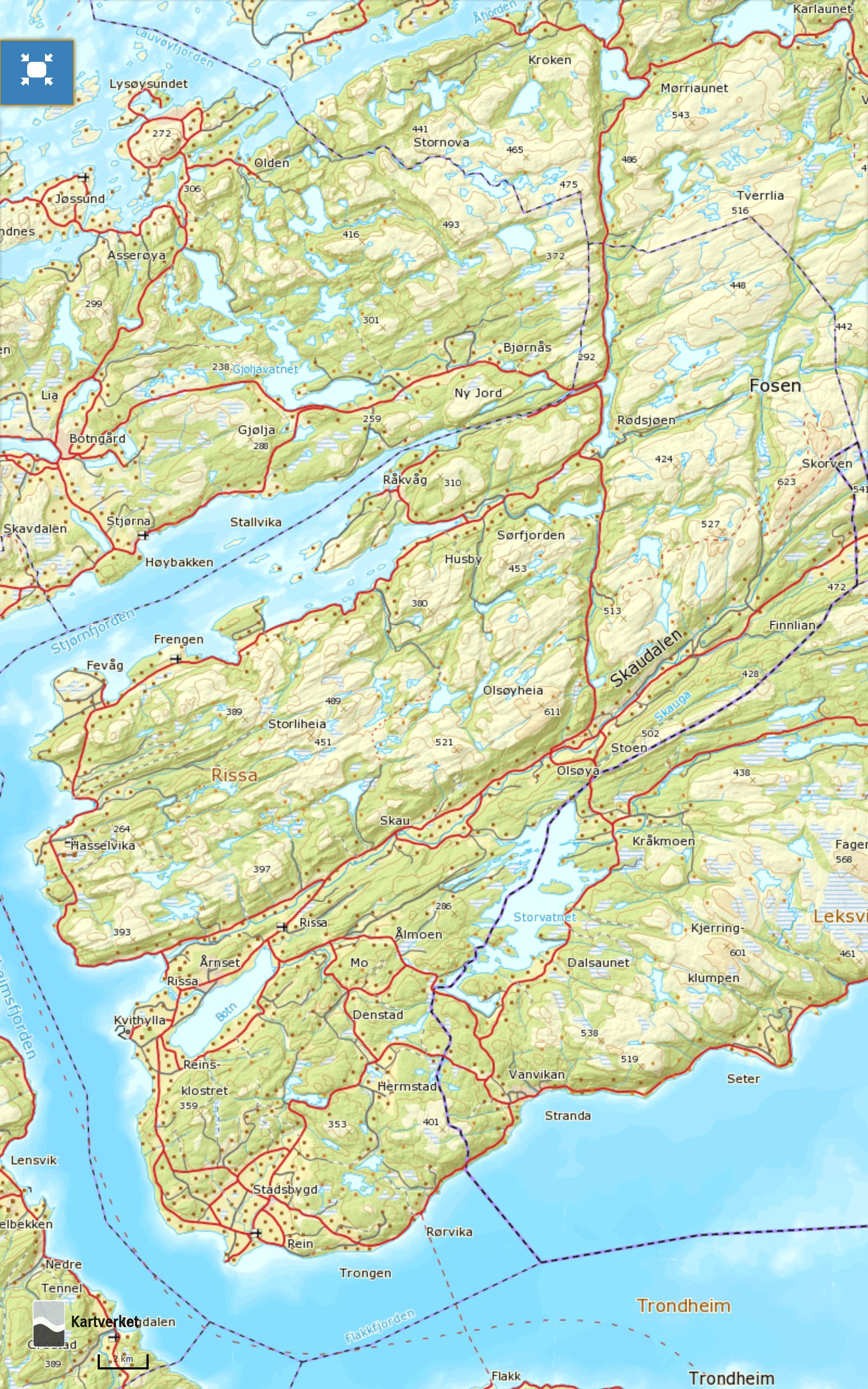 norgeskart-rissa