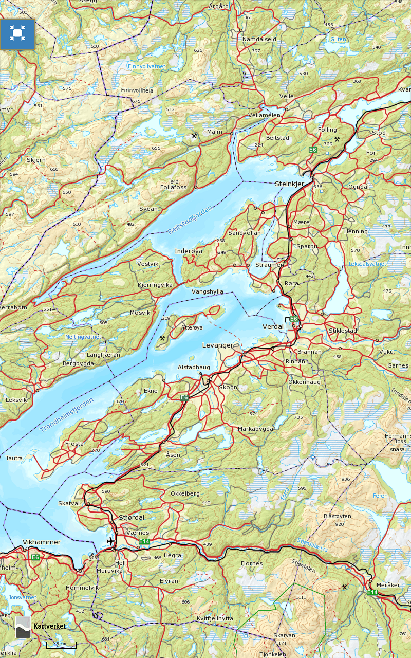 stjordalsteinkjer