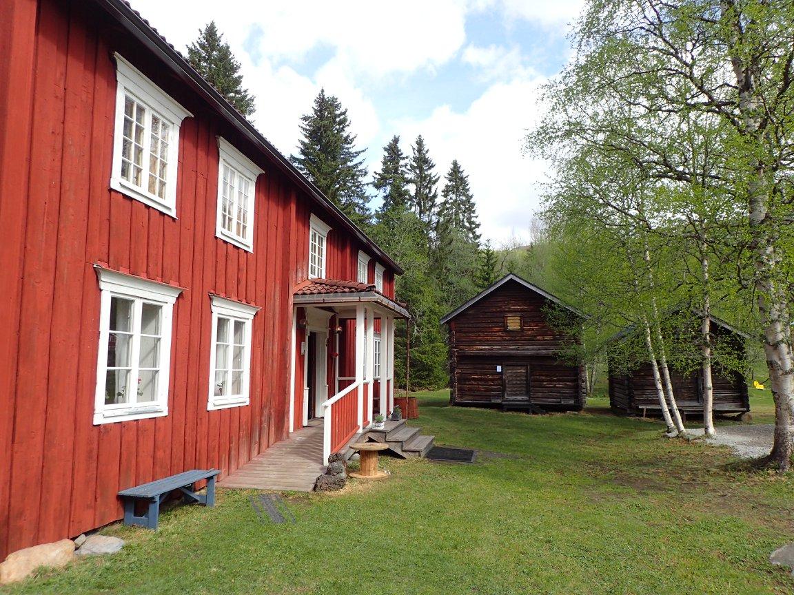 Hytte til salgs åre sverige